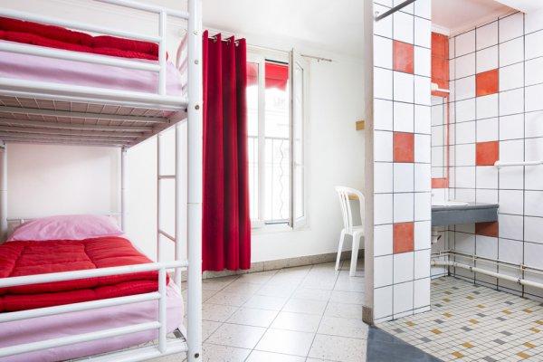 Bastille Hostel, Parigi