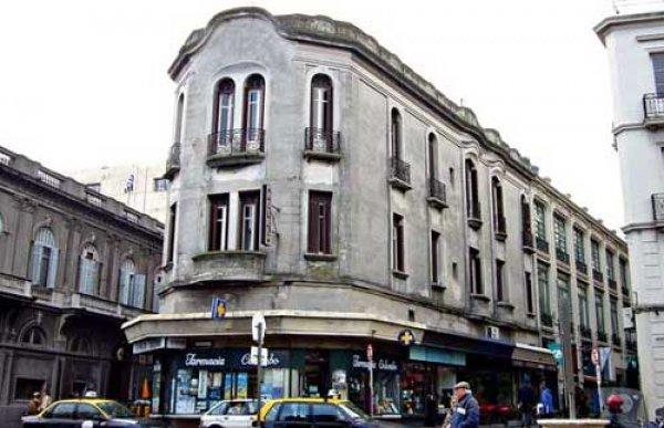 Spléndido Hotel, Montevideo