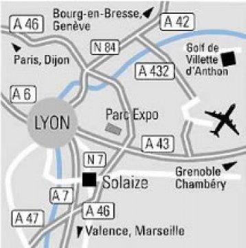 Soleil et Jardin, Lyon