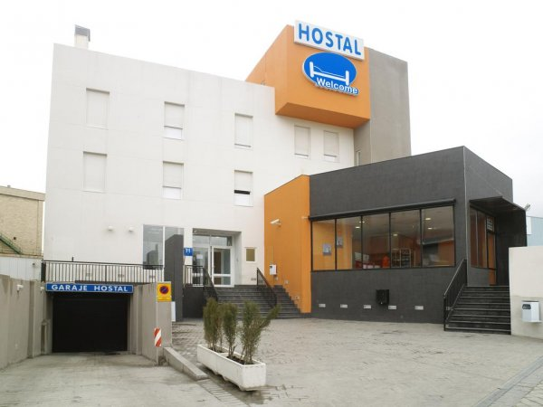 Hostal Welcome, Madrid