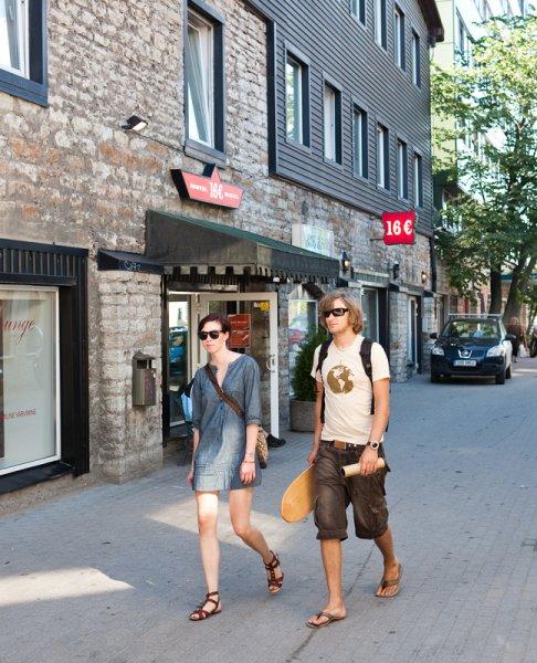 16€ Hostel, Tallinn