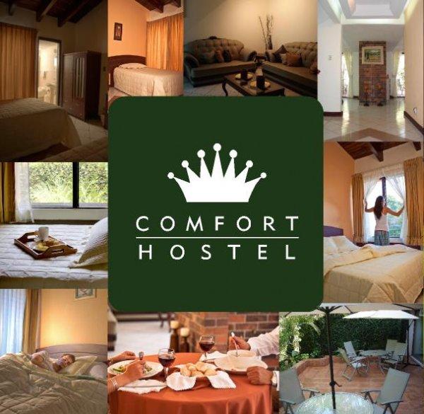 Comfort Hostel, Guatemala City