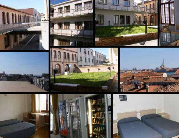 Residenza Universitaria Hostel Junghans For Backpackers, Venezia
