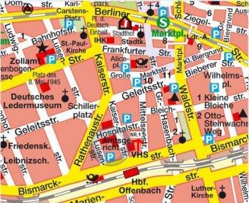 Hotel Central Offenbach, Frankfurt
