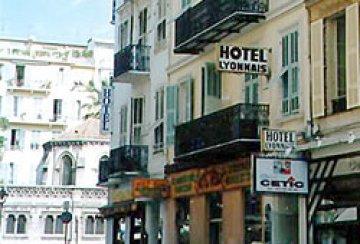 Hotel Lyonnais, ニース