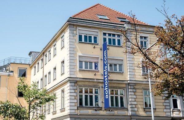 A&O Wien Stadthalle, Beč