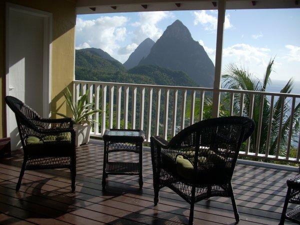 La Haut Plantation, Saint Lucia