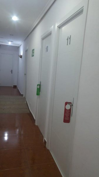 Hostal Santa Barbara, Madrid
