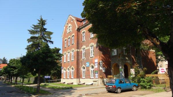 Fire Brigade Hostel, Nysa