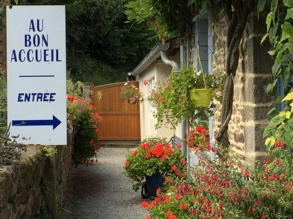 Au Bon Accueil, Le Mont Saint Michel