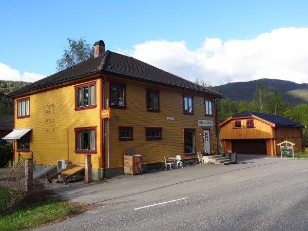 Solheim Accommodation, Bo in Telemark