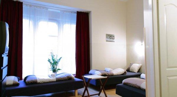 Maverick Hostel and Ensuites, Будапеща