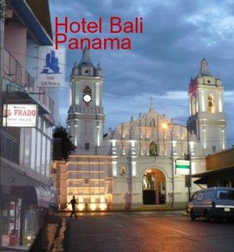 Hotel Bali Panama, Chitré