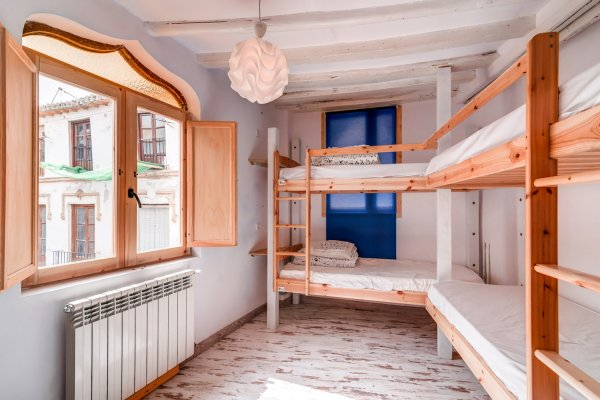 Makuto Backpackers Hostel, Granada