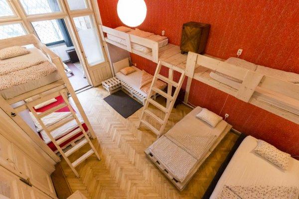 Baroque Hostel, Budapest