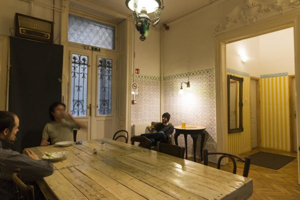 Baroque Hostel, Budapesta
