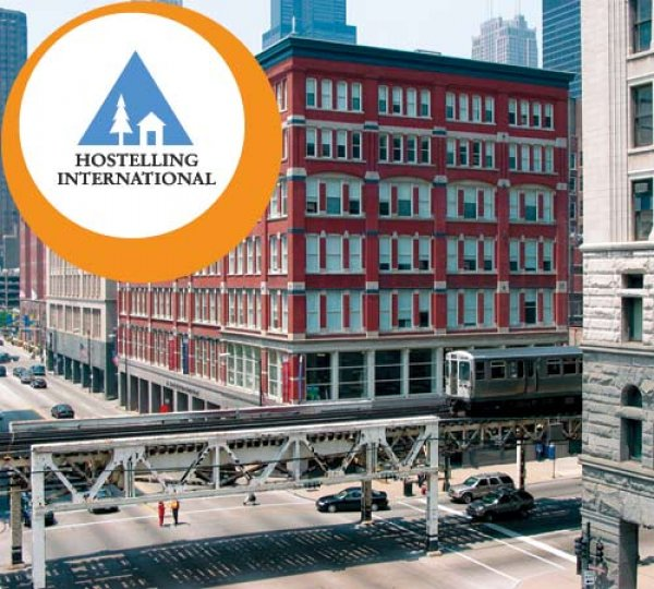 Hostelling International Chicago, शिकागो