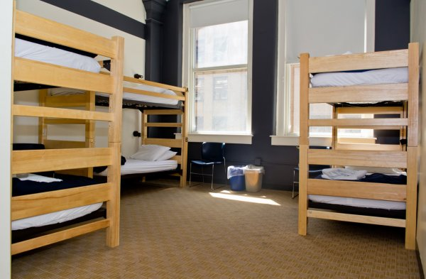 Hostelling International Chicago, Chicago