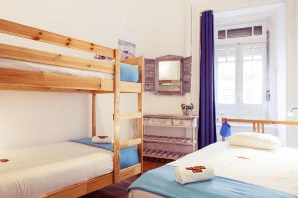 Lisbon Chillout Hostel, Lisboa