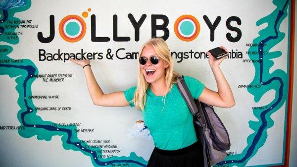Jollyboys Backpackers Lodge, Ливингстон