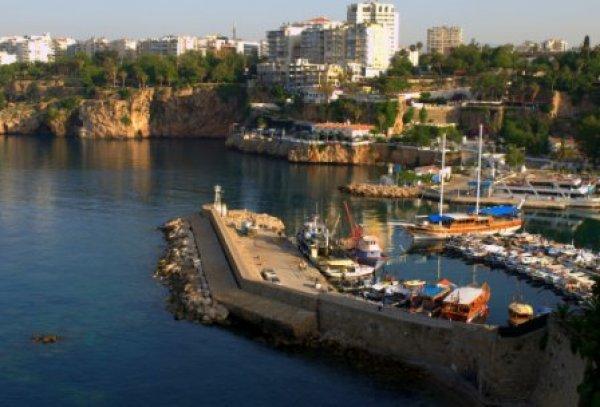 Dedekonak Pansiyon, Antalya