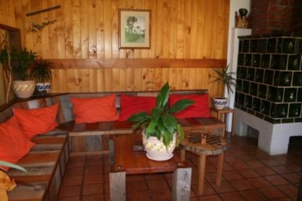 Andenrose Hostel, Curacautin