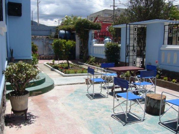 Blue House Quito, Quito
