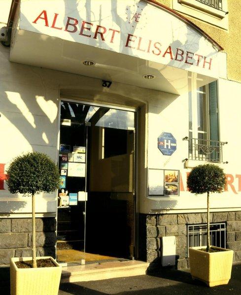 Hotel Albert Elisabeth, 克莱蒙费朗(Clermont-Ferrand)