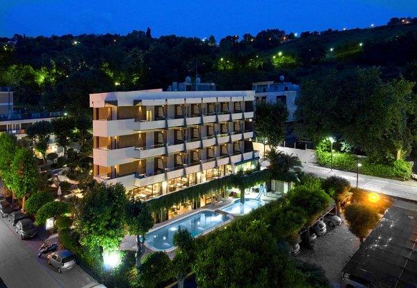 Hotel Alexander, Gabicce Mare