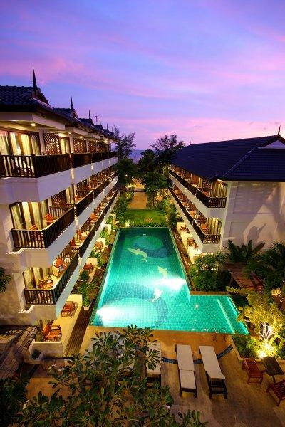 Aonang Buri Resort, Ao Nang