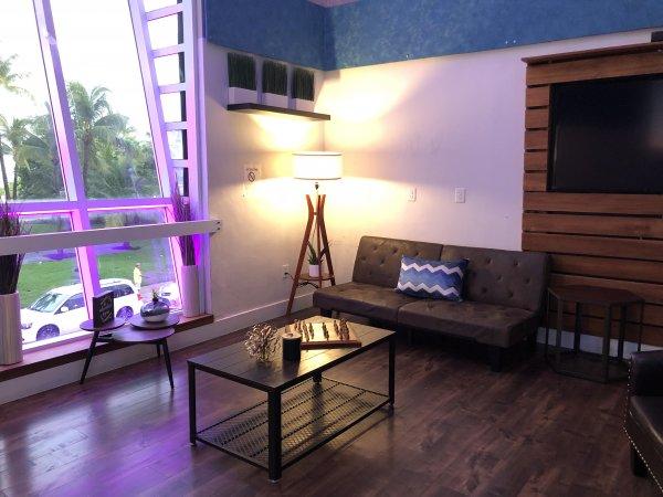 Ocean Blue Hostel, Miami