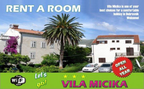 Villa Micika, 듀브로브닉