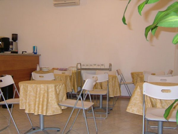 Hotel Ricci, Génova