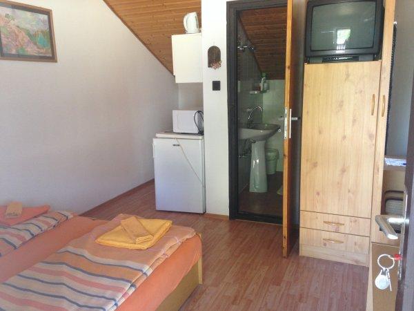 Abszolut Guest House, Keszthely