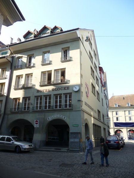 Bern Backpackers Hotel Glocke, Βέρνη