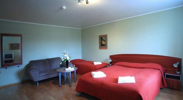Hotel Inger, 나르바