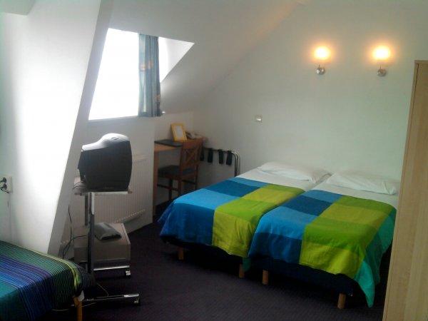 Baan Hotel, Rotterdam