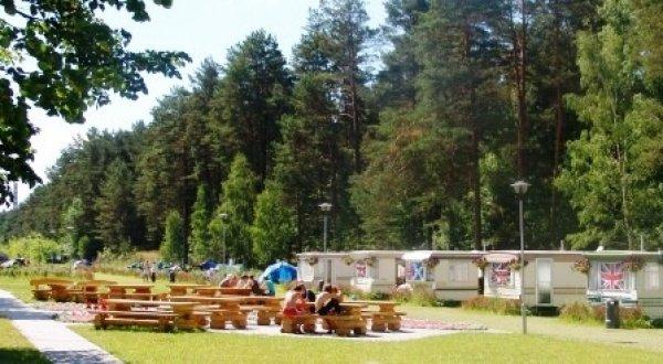 Druskininkai camping, Druskininkai