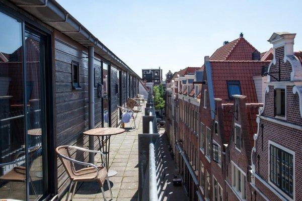St Christopher's Inn Winston, Amsterdam