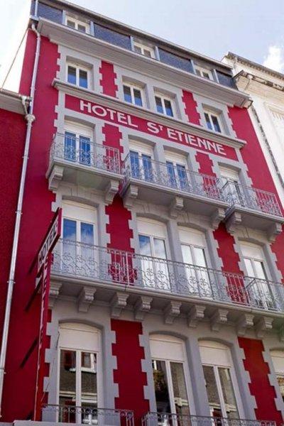 Hôtel Saint Etienne, Lourdes