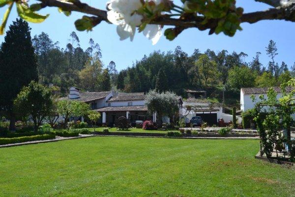 Quintal de Além do Ribeiro, Coimbra