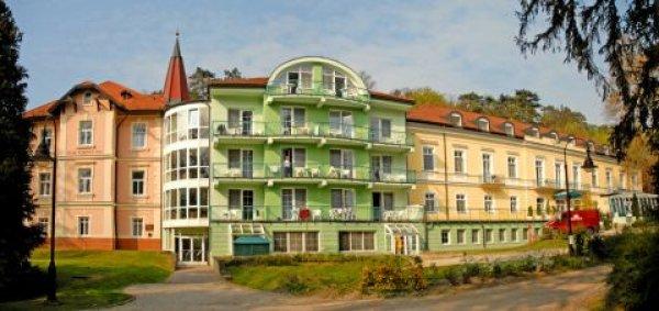 Hotel Spa Hévíz, Heviz