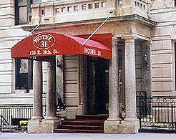 Hotel 31, 紐約