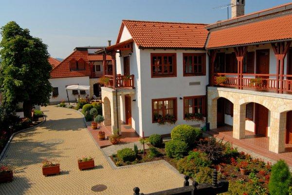Hotel Magita***, Erdőbénye