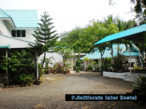 Pcalifornia Inter Hostel, Buriram
