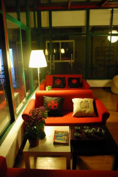 Shanghai Hidden Garden Youth Hostel, Šanghaj