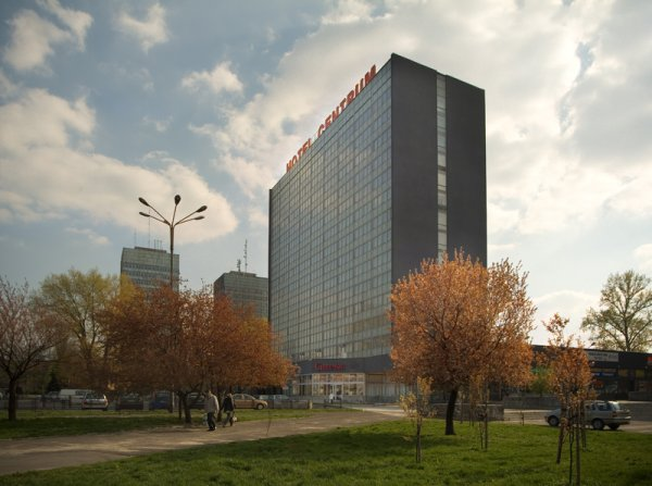 Hotel Centrum, Łódź
