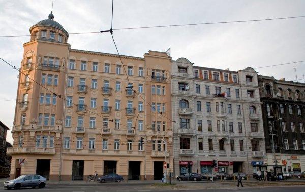 Polonia Palast, Łódź