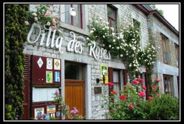 Hostellerie Villa des Roses, Aywaille