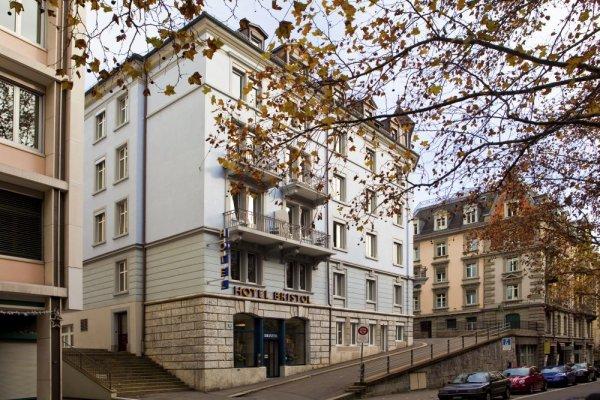 Hotel Bristol Zurich Hotel In Zurich